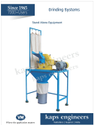 Stand Alone Grinding System (Batch Type)