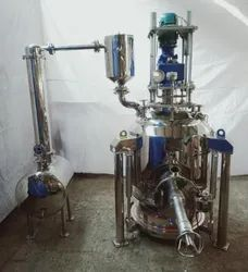 Stainless Steel Nutsche Filter, Usage/Application: Chemical Industry