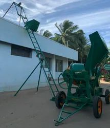 10.7 HH Multi Mixer Machine With Ladder