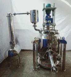 Agitator Nutsche Filter Dryer For Pharmaceutical Industry