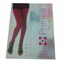 Cardboard Legging Information Card, 300 Gsm
