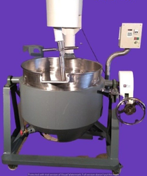 Gravy Cooking Machine