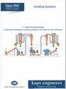 Coriander Grinding & Milling Machine