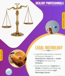 Commercial Legal Metrology Consutant, Pan India