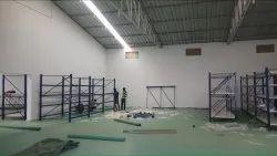 Storage Rack Feeting Services