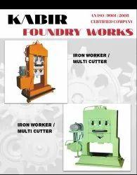 Multi Cutter Hydraulic Press