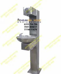 Drinking Water Fountain With Cooling
