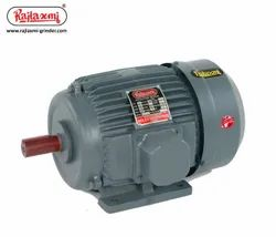 Foot Mounted Three Phase Rajlaxmi IE2 Industrial Electric Induction Motor, Power: <10 kW