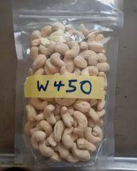 Roasted Natural Cashew W400, Packaging Size: 10 kg, Grade: W210
