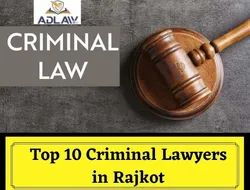 Top 10 Criminal Lawyers in Rajkot, Application Usage: Lawfirm