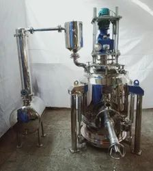 Agitated Filter With Detachable Bottom For Pharmaceutical Industry, 280 V