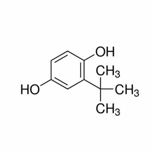 Tert-Butylhydroquinone, C10H14O2, CAS No.1948-33-0