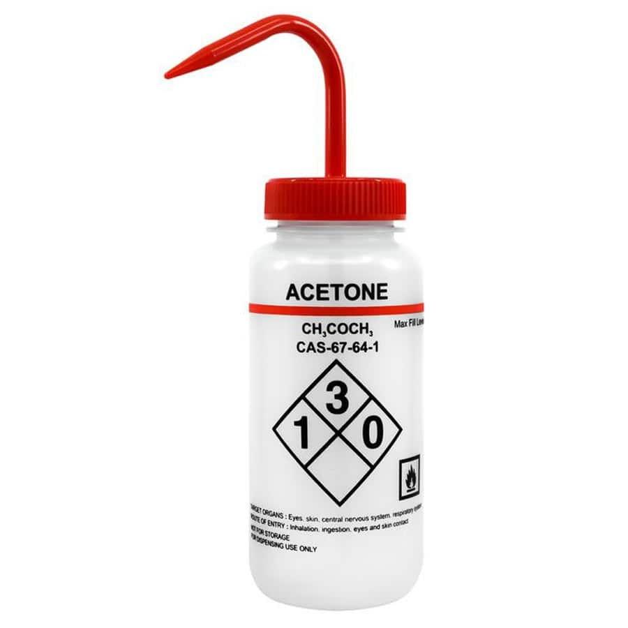 Acetone, Propan-2-one, C3H6O, CAS No. 67-64-1