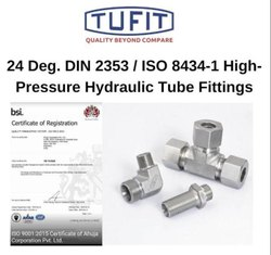 Tufit PT- Plug Tube End /PTN-Plug Tube And with Nut