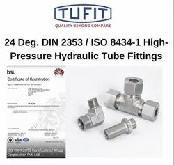 Tufit TCS/ TCD- Tube Clamps