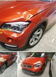 Car Painting Service, Bangalore, Painting Coverage Area: Panel
