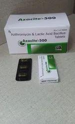 Azithromycin Lactic Acid Bacillus Tablets I.P.