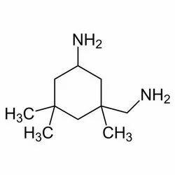 Isophorone, C9H14O, CAS No. 78-59-1