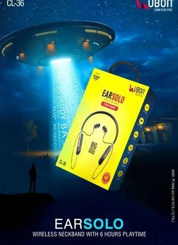 Ubon CL 36 Wireless Neckband