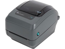 Zebra Desktop Barcode & Label Printer, GK420D/GK420T, Max Print Width: 4.09 inches