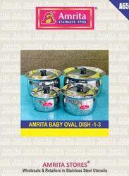 Amrita Baby Oval Dish