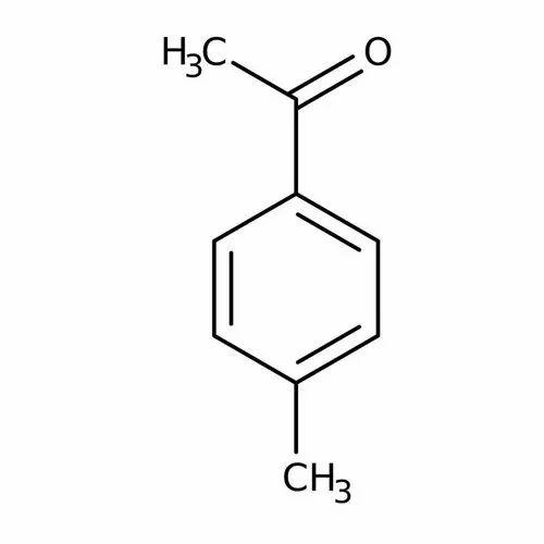 4-Methylacetophenone, C9H10O, CAS No.122-00-9