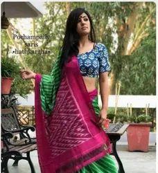Girraj Printers Casual Wear Ladies Designer Cotton Saree