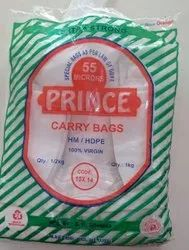 Color: White Milky Carry Bag, Capacity: 1 Kg