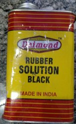 Black solution, 500 ml