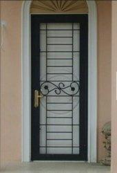Mild Steel Entrance Door