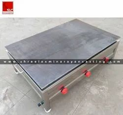 SLC Stainless Steel Dosa Bhatti, Number of Burners: 3 Ribben Rv Burner