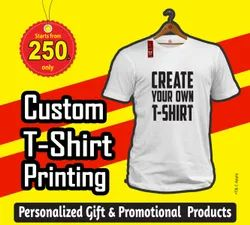 Custom T Shirt Printing In Dilsukhnagar