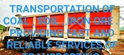 Transportation Service, Trip Trailer And Trucks