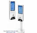 Uv Sterilization Touchless Foam Soap Gel Hand Sanitizer Dispenser