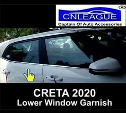 Hundai Creta 2020 Crome Kit Imported, For Garage