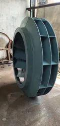 Glass Furnace Blower Impeller