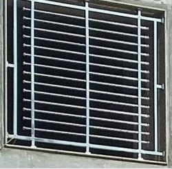Steel Window Grills