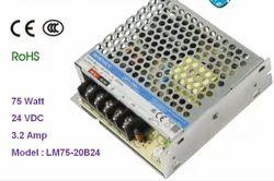 Mornsun 24VDC 3.2A 75W Power Supply