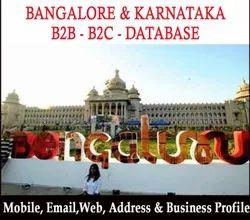 Bangalore & Karnataka B2B - B2C Database