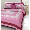 Pink Cotton Bed Sheets