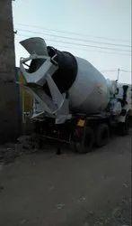 Diesel Concrete Transit Mixer Swing-Stater
