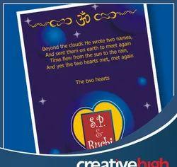 Invitation Cards Designing Services