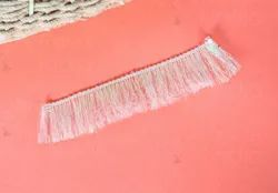 Lurex Brush Fringe