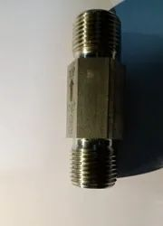 SS Water Flow Control NRV Valve