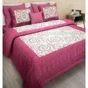Ganpati Handicrafts Printed Bedsheet