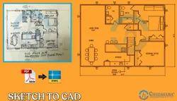 Sketch To CAD, PDF To CAD Conversion, CAD Conversion Services - COPL