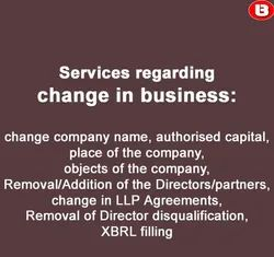 Legal Consulting Firm Offline & Online Removal/Addition of the Directors/Partners, Saltlake,Kolkata