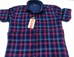 Full Sleeves Check Shirt