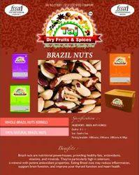 Brazil Nut, Packaging Type: Vacuum Bag