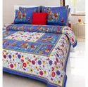 Hand Wash Double Bed Sheet